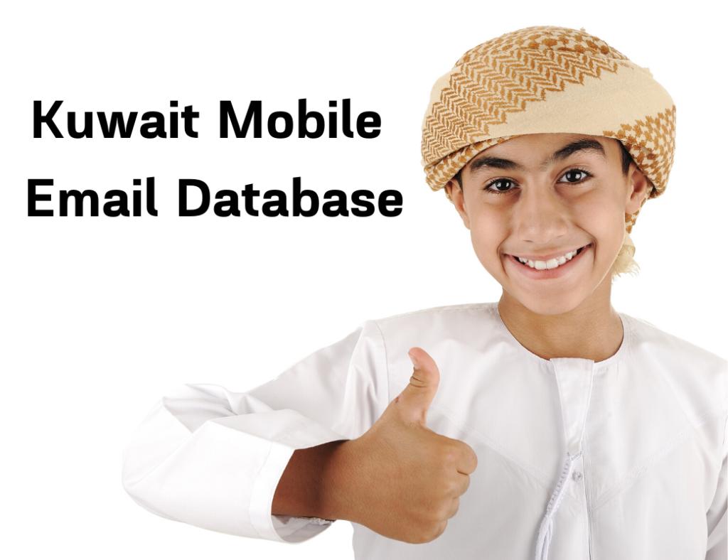 Kuwait Mobile Email Database 1