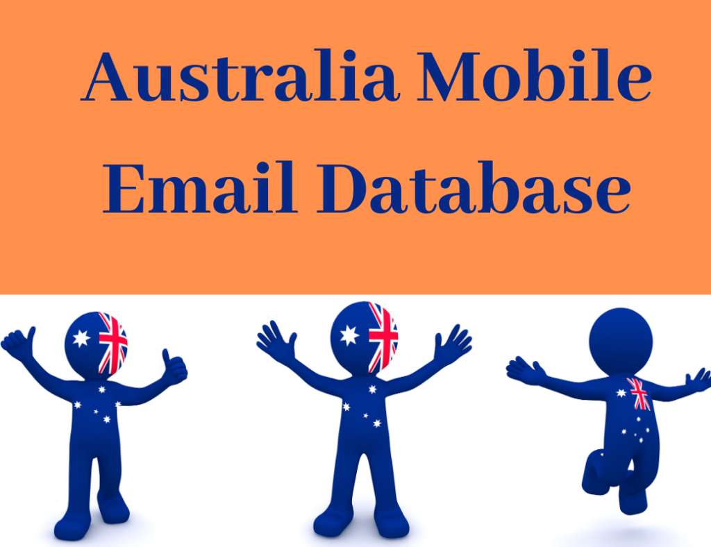 email list australia